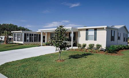 mobile homes for sale with land in polk county florida